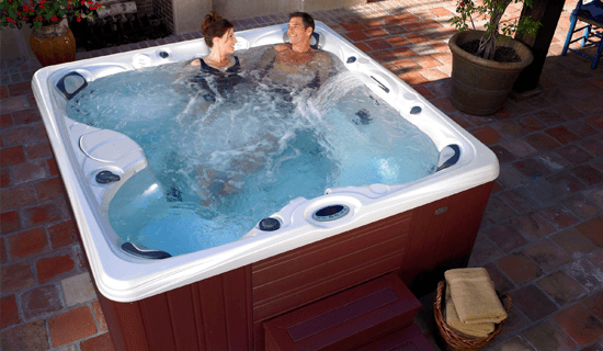Relaxare jacuzzi