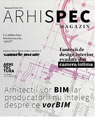 Interviu saune revista Arhispec