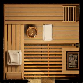 plan sauna model s