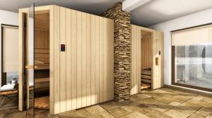 sauna model s calsic