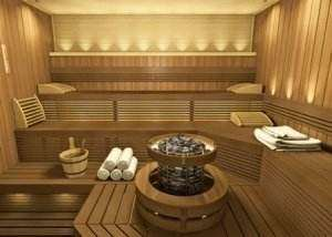 sauna personalizata, model SPA 7